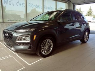 Used 2018 Hyundai KONA 2.0L Preferred AWD BANC CHAUFFANT CAMERA RECUL for sale in Ste-Julie, QC