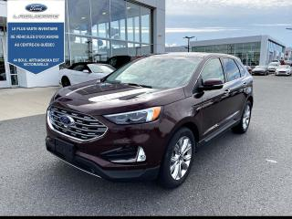 Used 2019 Ford Edge Titanium AWD TAUX A 1.99 for sale in Victoriaville, QC