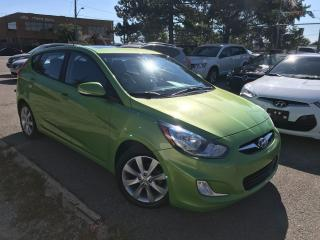 Used 2014 Hyundai Accent GLS,H/B,MANUAL,SAFETY+3YEARS WARRANTY INCLUDED for sale in Toronto, ON