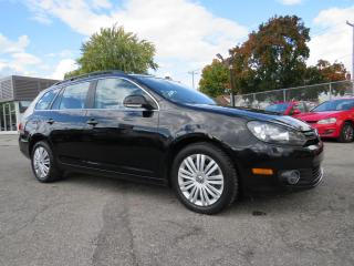 Used 2013 Volkswagen Golf Wagon TDI Highline CUIR TOIT PANOR. **67,000KM** for sale in St-Eustache, QC