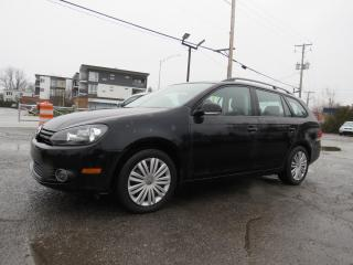 Used 2014 Volkswagen Golf Wagon TDI AUTOMATIQUE **67,000KM** A/C SIEGES CHAUFF. for sale in St-Eustache, QC