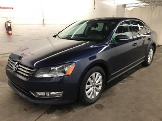 Used 2015 Volkswagen Passat TDI MAGS A/C SIEGES CHAUFF. 6 VITESSE 84,000KM for sale in St-Eustache, QC