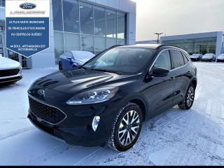Used 2020 Ford Escape Titanium AWD for sale in Victoriaville, QC