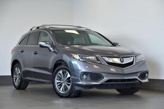 Used 2017 Acura RDX ELITE ACURA CERTIFIE  GARANTIE 7ANS/160000KM for sale in Ste-Julie, QC