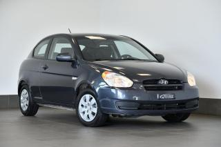 Used 2010 Hyundai Accent GL for sale in Ste-Julie, QC