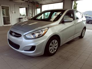 Used 2015 Hyundai Accent GL A/C BLUETHOOT BANC CHAUFFANT for sale in Ste-Julie, QC