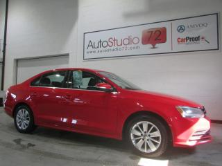 Used 2015 Volkswagen Jetta TRENDLINE**CAMERA RECUL**TOIT for sale in Mirabel, QC