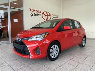 Used 2016 Toyota Yaris * AUTOMATIQUE * AIR * 64 000 KM * for sale in Mirabel, QC