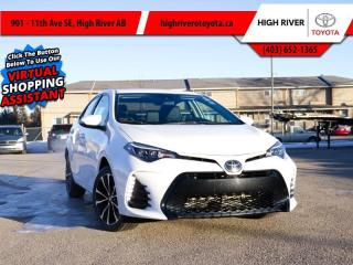 Used 2019 Toyota Corolla SE for sale in High River, AB