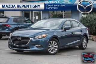 Used 2017 Mazda MAZDA3 GS AUTOMATIQUE SIEGES/VOLANT CHAUFF 49.9 for sale in Repentigny, QC