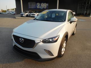 Used 2018 Mazda CX-3 GS Auto AWD,CAMERA,MAGS,BLUETOOTH for sale in Mirabel, QC