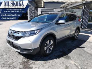 Used 2019 Honda CR-V LX AWD  - Low Mileage for sale in Bracebridge, ON