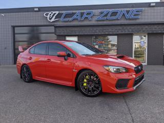 Used 2019 Subaru WRX STI SPORT-TECH W for sale in Calgary, AB