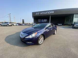 Used 2011 Hyundai Sonata 4dr Sdn 2.0L Auto Limited w-Nav for sale in Mirabel, QC