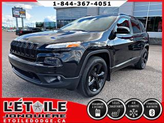 Used 2016 Jeep Cherokee 4x4 North V6 for sale in Jonquière, QC