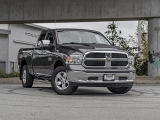 Used 2015 RAM 1500 SLT  Backup / Lined Box / Bench Seats / Low KM for sale in Surrey, BC