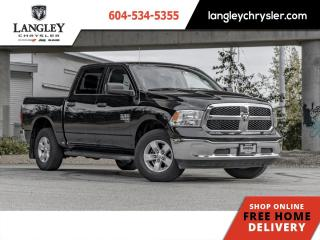Used 2019 RAM 1500 Classic ST  V6 / Lined Box / Backup Camera / Accident Free for sale in Surrey, BC