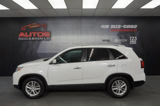 Used 2014 Kia Sorento LX V6 3.3L AUTO MAGS BLUETOOTH HITCH 105 984 KM !! for sale in Lévis, QC