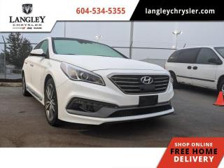 Used 2016 Hyundai Sonata Ultimate 2.0T  -  - Cruise for sale in Surrey, BC