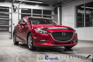 Used 2017 Mazda MAZDA3 GX chez Rimouski Hyundai for sale in Rimouski, QC