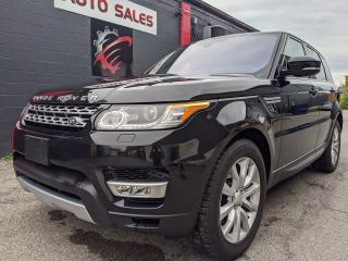 Used 2016 Land Rover Range Rover Sport Td6 HSE, 1 OWNER,ONTARIO VEHICLE, FULLY LOADED for sale in Burlington, ON