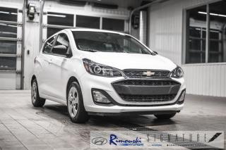 Used 2019 Chevrolet Spark LS chez Rimouski Hyundai for sale in Rimouski, QC