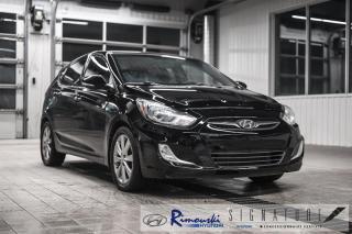 Used 2012 Hyundai Accent GLS chez Rimouski Hyundai for sale in Rimouski, QC