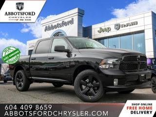 New 2020 RAM 1500 Classic Express  - HEMI V8 - $269 B/W for sale in Abbotsford, BC