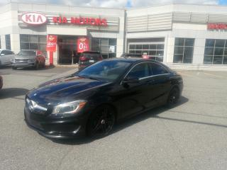 Used 2014 Mercedes-Benz CLA-Class CLA250 4MATIC **AMG PACK**TOIT PANO GPS **MAG for sale in Mcmasterville, QC