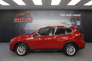Used 2017 Nissan Rogue ROGUE SV AWD 2017 BLUETOOTH AUTO **47 136 KM ** for sale in Lévis, QC