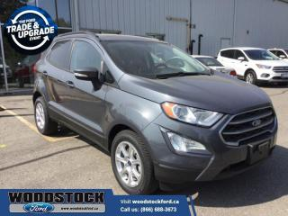 New 2020 Ford EcoSport SE FWD  - $176 B/W for sale in Woodstock, ON