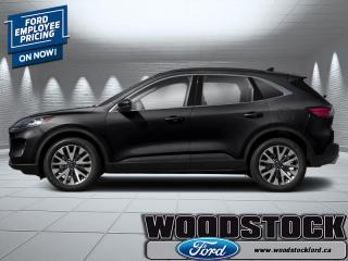 New 2020 Ford Escape Titanium Hybrid 4WD  - $275 B/W for sale in Woodstock, ON