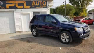 Used 2015 Jeep Compass High Altitude for sale in Edmonton, AB