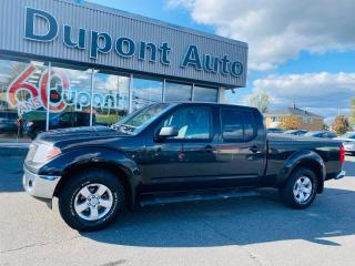 Used 2011 Nissan Frontier Cabine multiplaces, 4 roues motrices, em for sale in Alma, QC