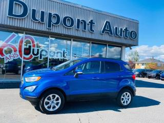 Used 2018 Ford EcoSport SE 4RM for sale in Alma, QC