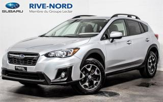 Used 2018 Subaru XV Crosstrek Touring MAGS+CAM.RECUL+SIEGES.CHAUFFANTS for sale in Boisbriand, QC