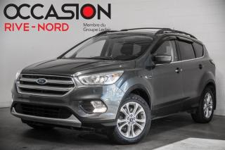Used 2017 Ford Escape SE 2.0 AWD MAGS+BLUETOOTH+SIEGES.CHAUFFANTS for sale in Boisbriand, QC