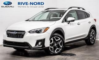 Used 2018 Subaru XV Crosstrek Limited NAVI+CUIR+TOIT.OUVRANT for sale in Boisbriand, QC
