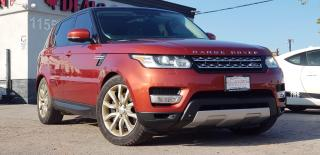 Used 2014 Land Rover Range Rover Sport 5.0L V8 Supercharged for sale in Oakville, ON