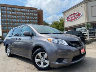 Used 2017 Toyota Sienna 7 PASS | BACK UP CAM | BLUE TOOTH | DUAL DVD | for sale in Scarborough, ON