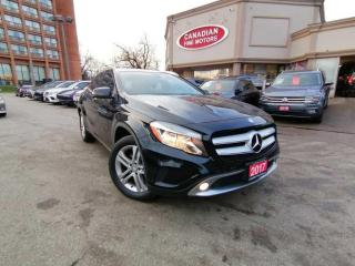 Used 2017 Mercedes-Benz GLA GLA250 CLEAN CARFAX- BLUE TOOTH -4 NEW WINTER TIRES** for sale in Scarborough, ON