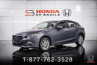 Used 2014 Mazda MAZDA3 GS + AUTO + A/C + HATCHBACK + WOW! for sale in St-Basile-le-Grand, QC