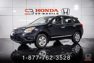 Used 2012 Nissan Rogue S + AWD + A/C + CRUISE + WOW! for sale in St-Basile-le-Grand, QC