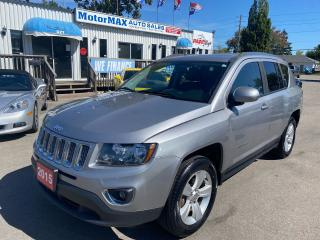 Used 2015 Jeep Compass Sport-4x4-WE FINANCE for sale in Stoney Creek, ON