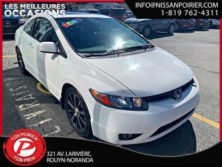 Used 2008 Honda Civic EX for sale in Rouyn-Noranda, QC