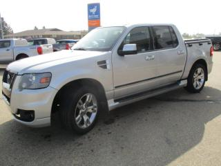 Used 2009 Ford Explorer Sport Trac ADRENALIN for sale in Wetaskiwin, AB