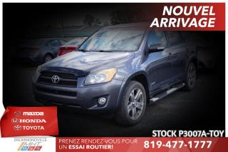 Used 2009 Toyota RAV4 INTÉGRALE| SPORT| BLUETOOTH for sale in Drummondville, QC