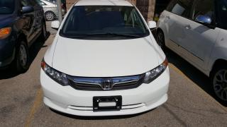 Used 2012 Honda Civic LX for sale in Etobicoke, ON
