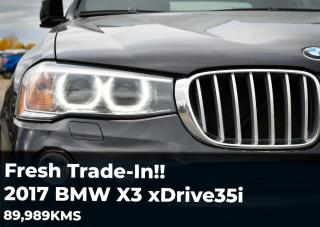 Used 2017 BMW X3 xDrive35i 4dr AWD Sports Activity Vehicle for sale in Red Deer, AB