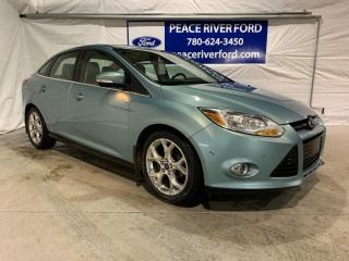 Used 2012 Ford Focus SEL for sale in Peace River, AB